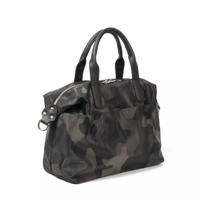 Camille Camo Crossbody Bag-Handbags-Beauty Stash-Shop The Dapper Squirrel Boutique for Women