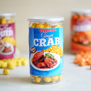 Ginger Crab - Popperoo