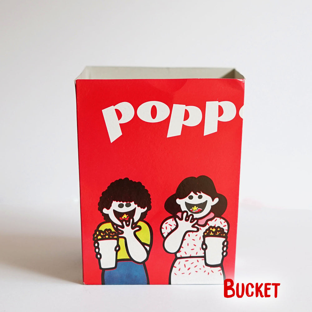 Popperoo Packaging - Popperoo
