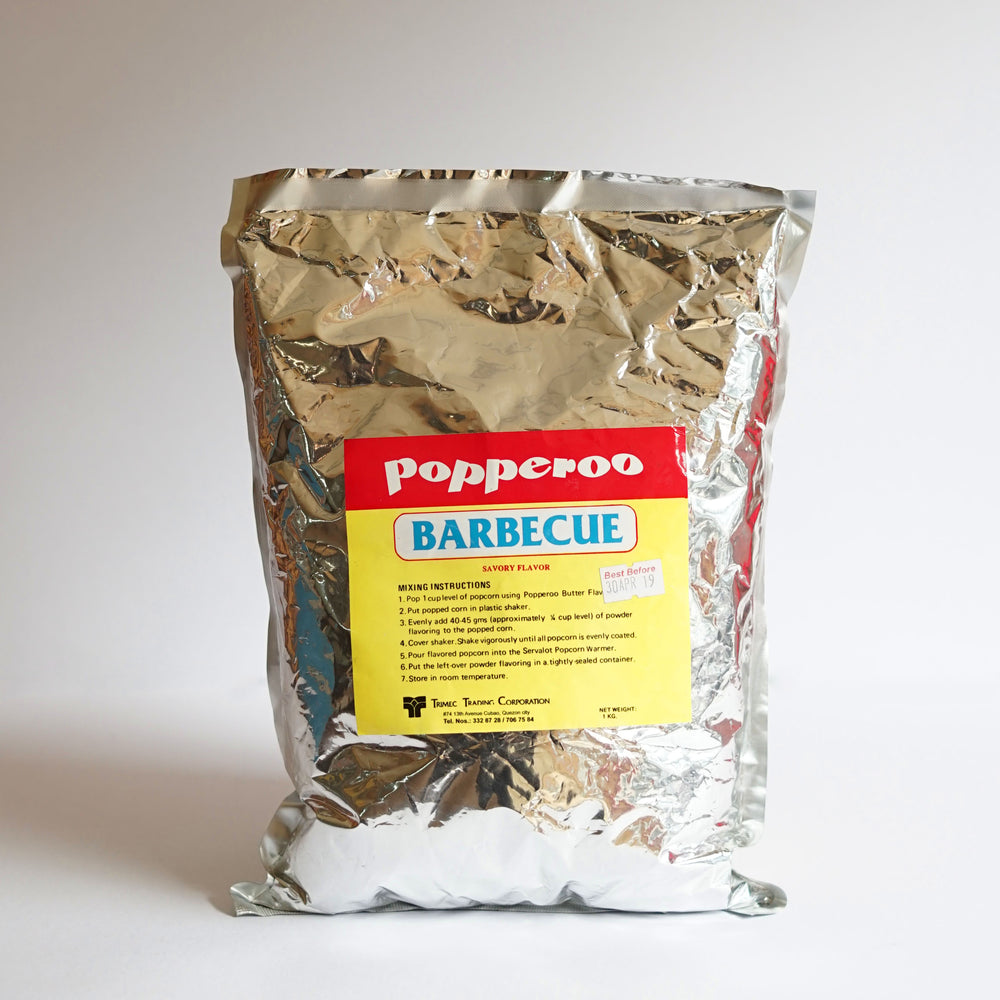 Barbecue Powder - Popperoo