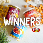 Fritoz Pop WINNERS!