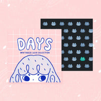 [BUNDLE] DAYS + PIXELS Artbooks.