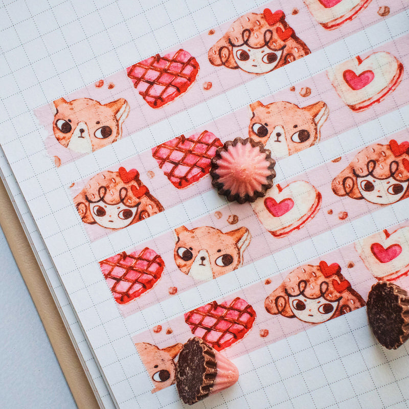 Cookies Washi Tape