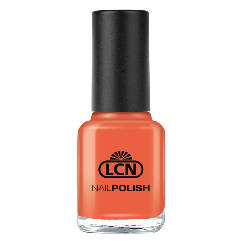 LCN Nail Polish 106 Light Orange 8ml