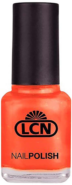 LCN Nail Polish 117 orange seduction 8ml