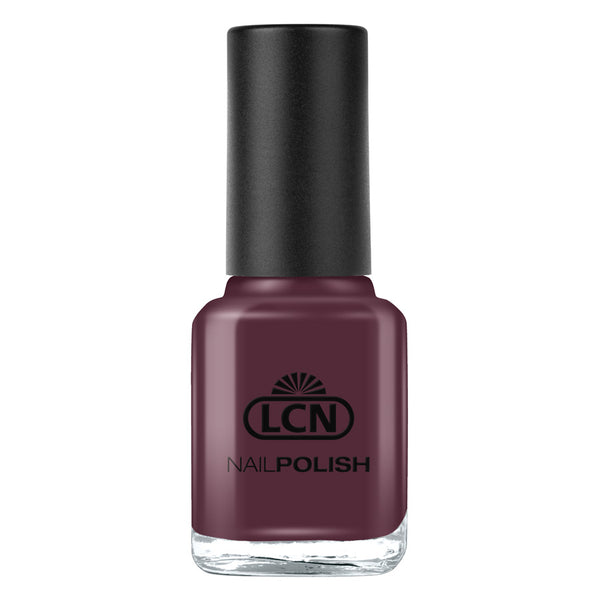 LCN Nail Polish 122 alluring prune 8ml