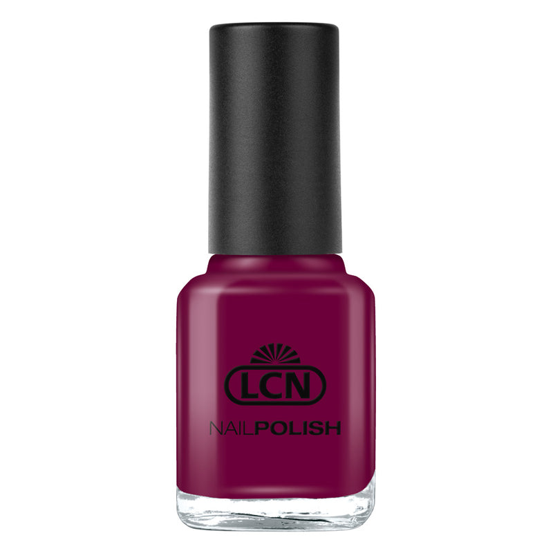 LCN Nail Polish 17 cherry seduction 8ml
