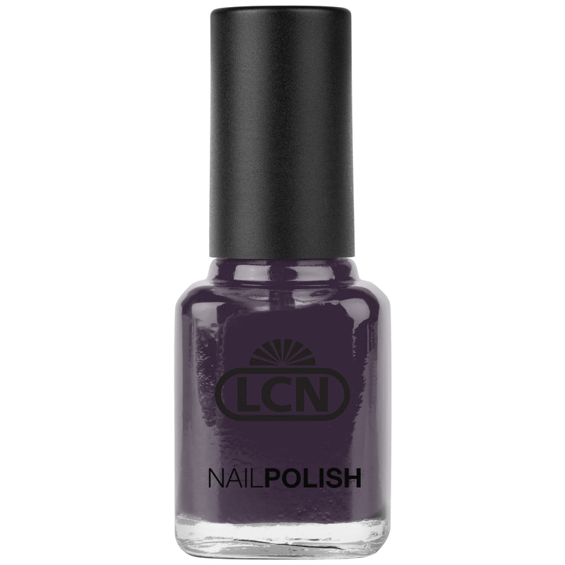 LCN Nail Polish 407 Onyx Goddess 8ml