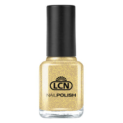 LCN Nail Polish G9 Gold Glitter 8ml