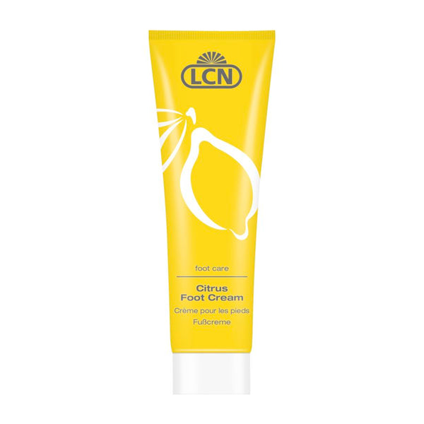 LCN Citrus Foot Cream, 100 ml
