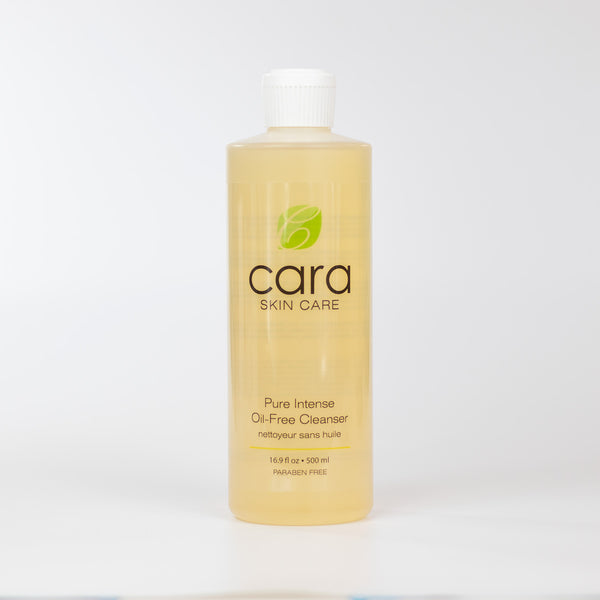 Cara Skin Care Pure Intense Oil-free Cleanser 500 ml/16.9 fl oz