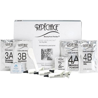 Repechage 4 Layer Facial - Dry (4 Treatments)