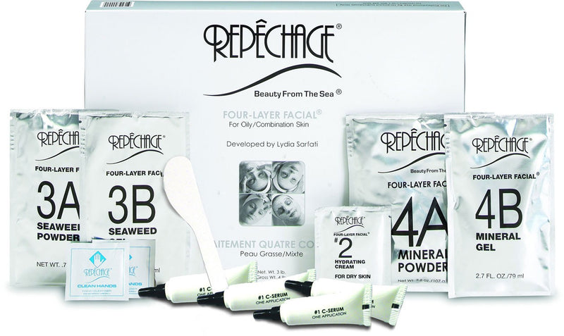 Repechage 4 Layer Facial - Oily (4 Treatments)
