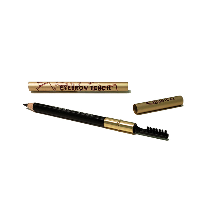Eyebrow Pencil with Brush, Black