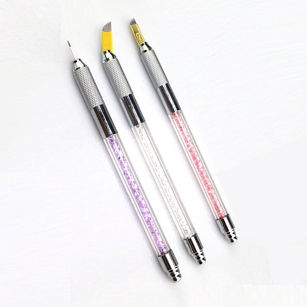 Microblading Pen, crystal purple
