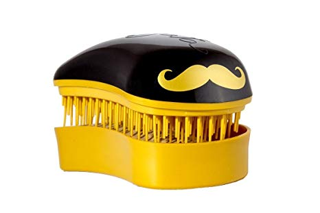 Dessata Hairbrush Mini Barber Brush Black/Gold