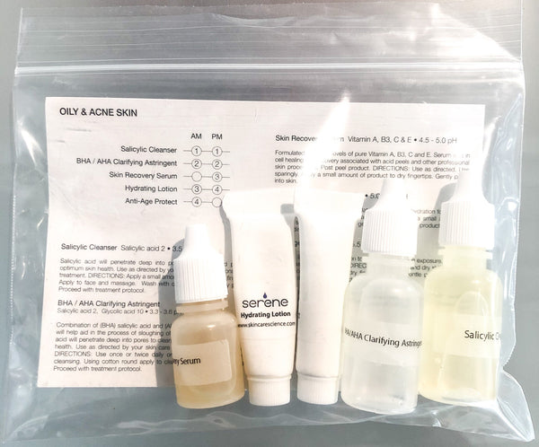 Serene Acne Sample Kit - NOV/DEC Buy 10, Get 2 Free