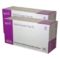 Glove, Nitrile-MED, 200 box