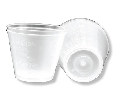 Measuring Cup 1 oz, 100 pcs