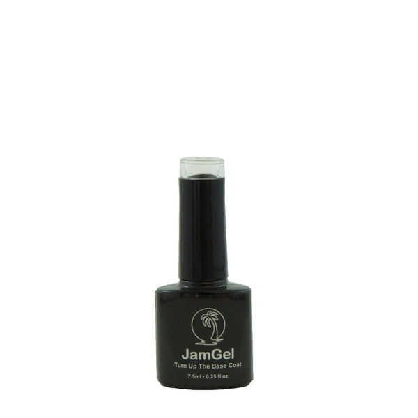 JamGel Turn Up The Base Coat 7.5ml / 0.25oz