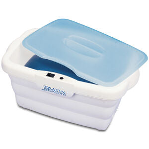 Satin Smoth Full-size paraffin wax spa. Holds 6 lbs. of paraffin wax.