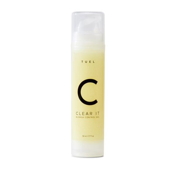 TUEL CLEAR IT GEL