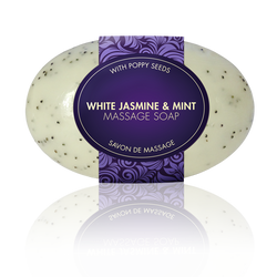UCW Massage Soap Bar, Mint Jasmine