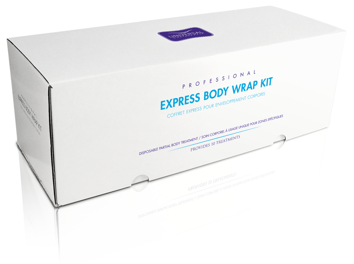 UCW Express Body Wrap Kit