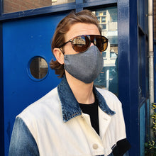 Load image into Gallery viewer, DENIM FACE MASK