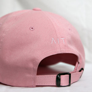 CHOOSE HAPPY - PINK CAP