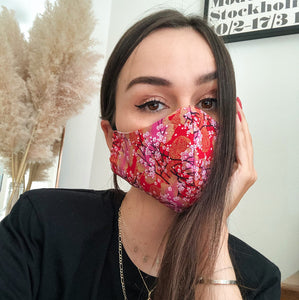 LIMITED EDITION CHERRY BLOSSOM FACE MASK