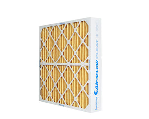 16x20x4 MERV 11 Pleated Air Filter