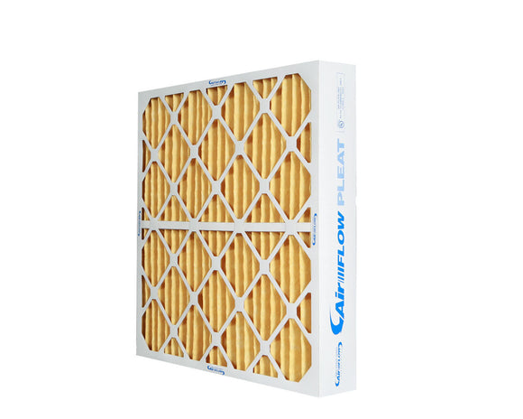 16x25x4 MERV 11 Pleated Air Filter