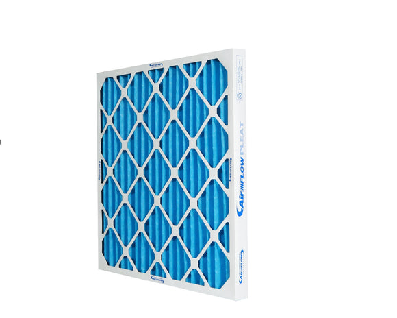 20x20x5 MERV 10 Pleated Air Filter Honey Well Replacement