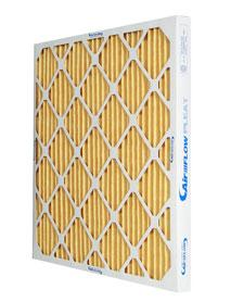 15x25x1 MERV 11 PLEATED AIR FILTER (12)