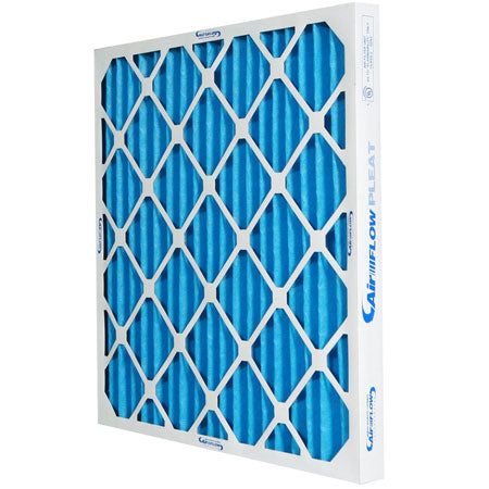 25x25x1 MERV 10 Pleated Air Filter
