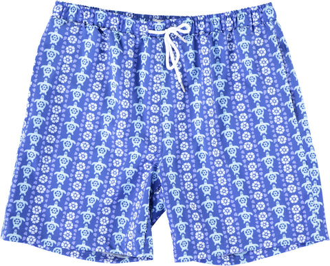 Tahiti Swim Trunks