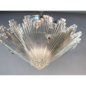 Clear Bead Chain Light #2011 - Filament Vintage Lighting