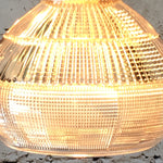 1930s Art Deco Holophane Light - Filament Vintage Lighting