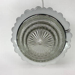 "Two Piece ""Skyscraper"" Kitchen Light #2046 - Filament Vintage Lighting"