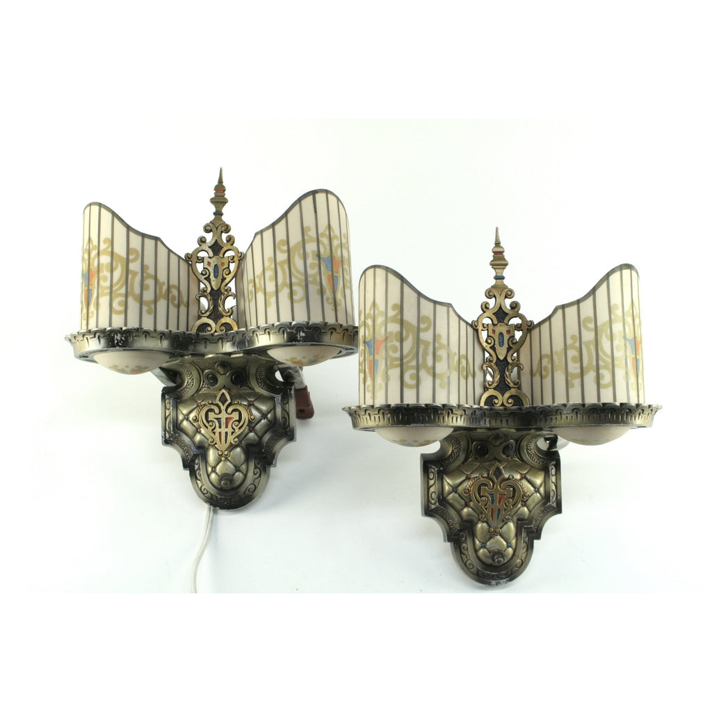 Pair Williamson Wall Sconces