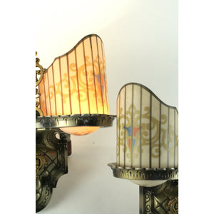 shade detail williamson sconces