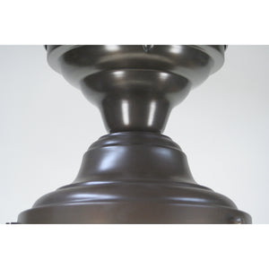 Bronze finish fixture