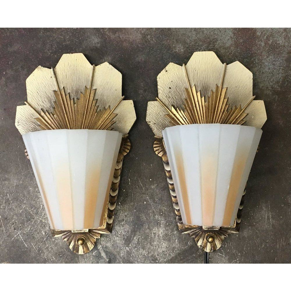 Beardslee-Williamson Wall Sconces - Filament Vintage Lighting