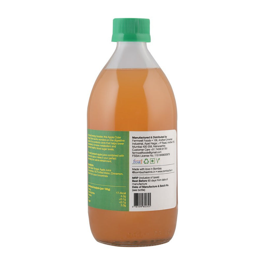 ACV Drink-Apple & Cinnamon 500ml