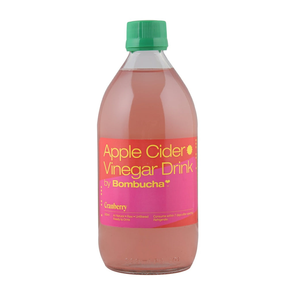 ACV Drink-Cranberry 500 ml