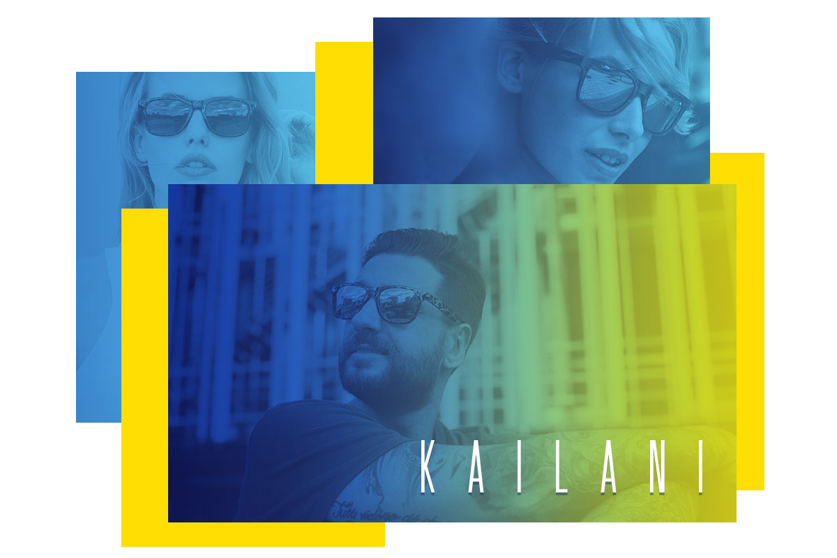 Kailani polarized sunglasses