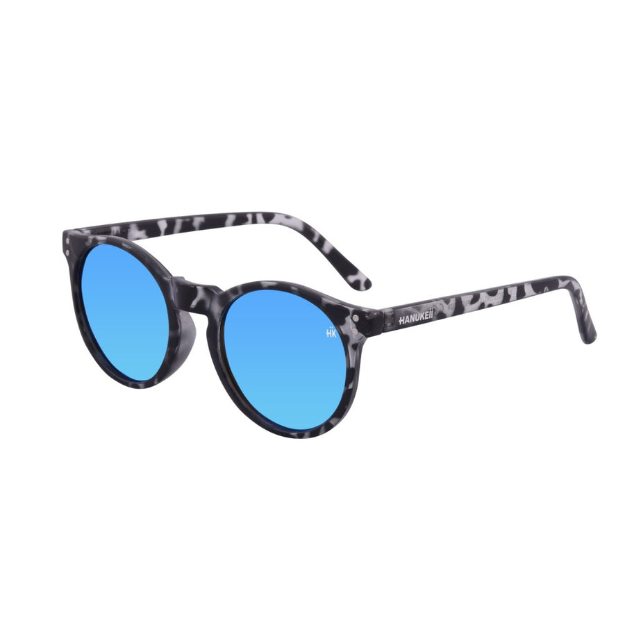 Wildkala White Tortoise Polarized Sunglasses HK-001-06