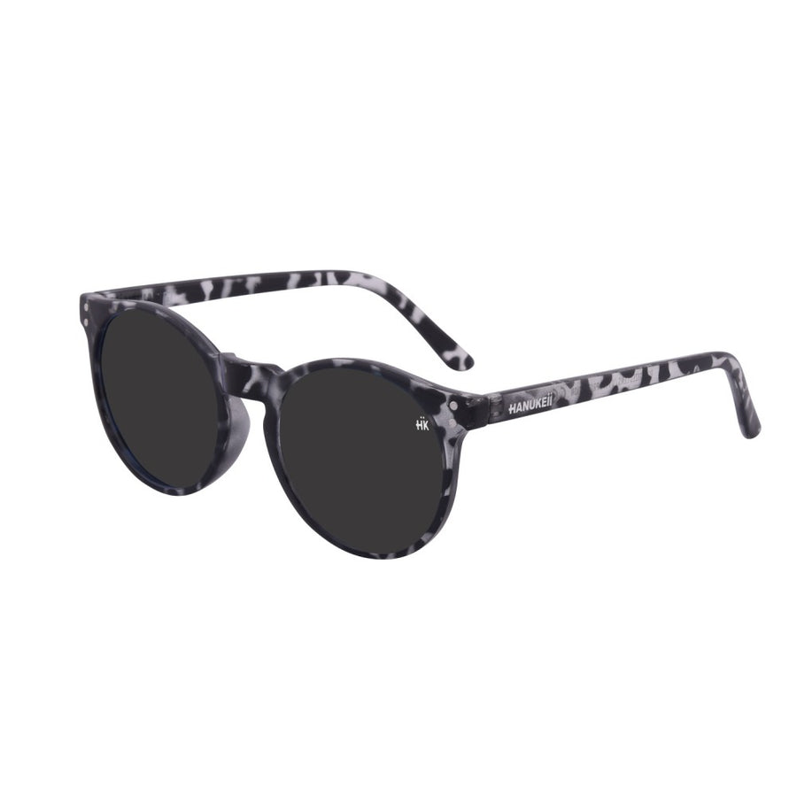 Ang Wildkala White Tortoise Polarized Sunglasses HK-001-07