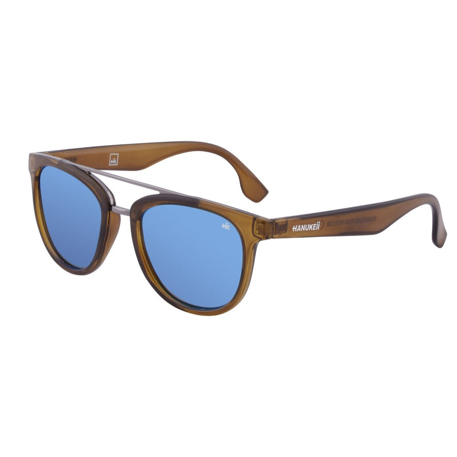 Hōʻoiaʻiʻo Nunkui Green Bottle Sunglasses HK-002-03